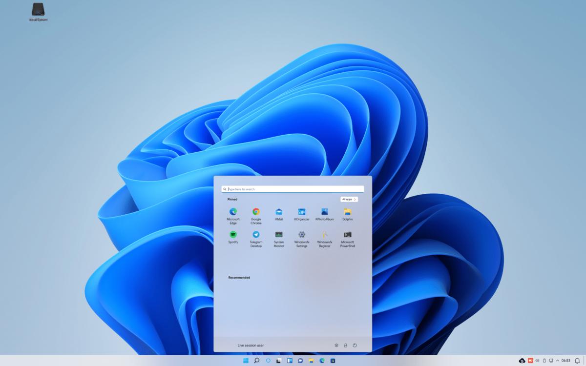 Someone Made Ubuntu Look Just Like Windows 11
