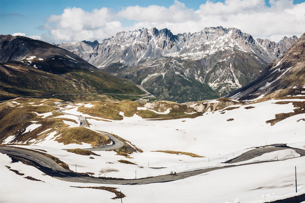 The Col du Galibier  The Tour s most iconic climb (video) - Cycling Weekly 5789b65f7