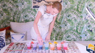 Diana Whitcroft demonstrates capillary action in her Summer School with Live Science series.