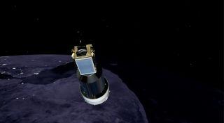 Satellite art