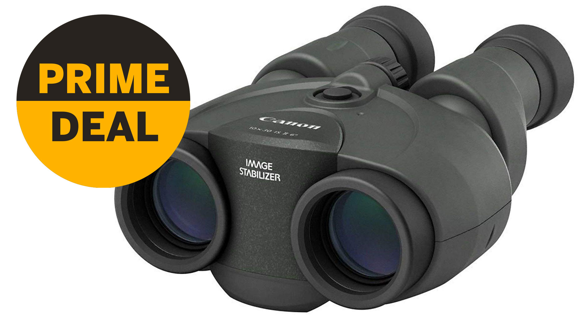 Canon's unique image-stabilised binoculars are just £325 on Prime Day | Digital Camera World
