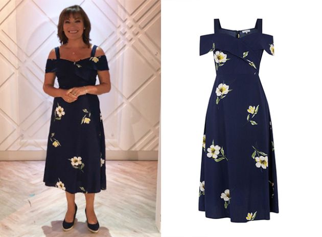 Lorraine Kelly Dress