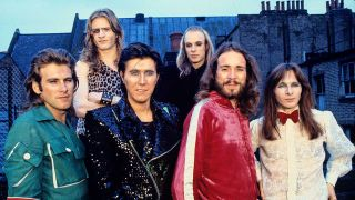 Roxy Music in 1972