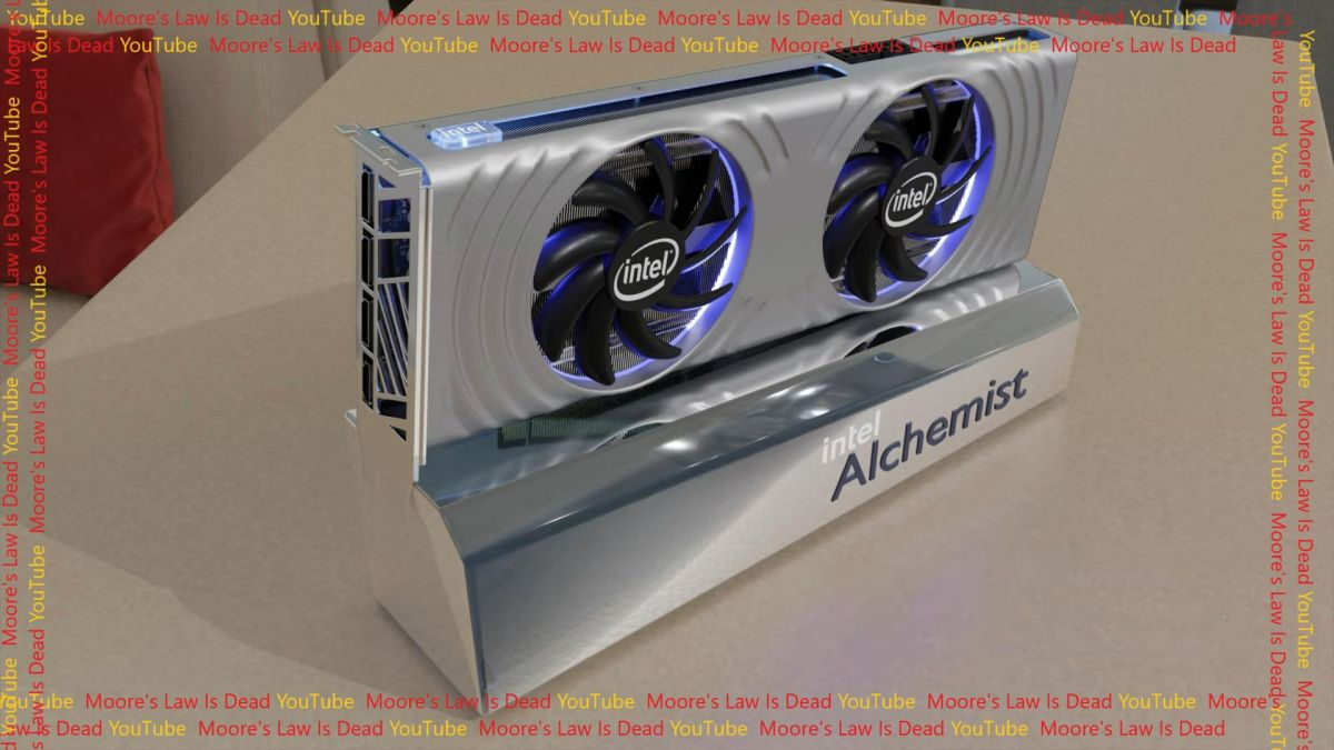 Intel confirms yet again that its graphics cards are coming next year and I can't wait