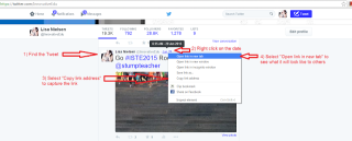 How to Capture Tweets to Share with Others