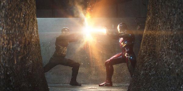Cap v Iron man