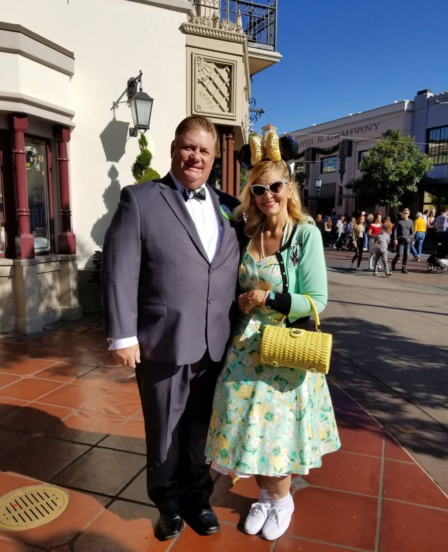 Disneyland's Dapper Day: Check Out Pictures From The Event #2456759