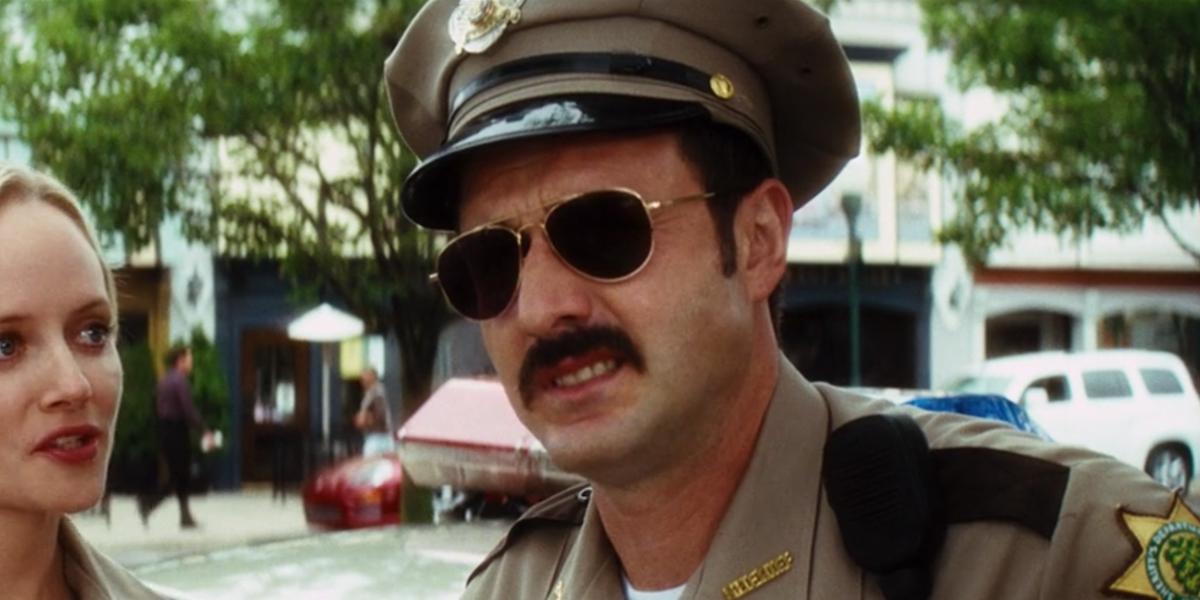 David Arquette in Scream 4