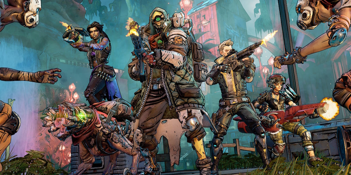 The Borderlands Movie Just Cast Its First Star - CINEMABLEND