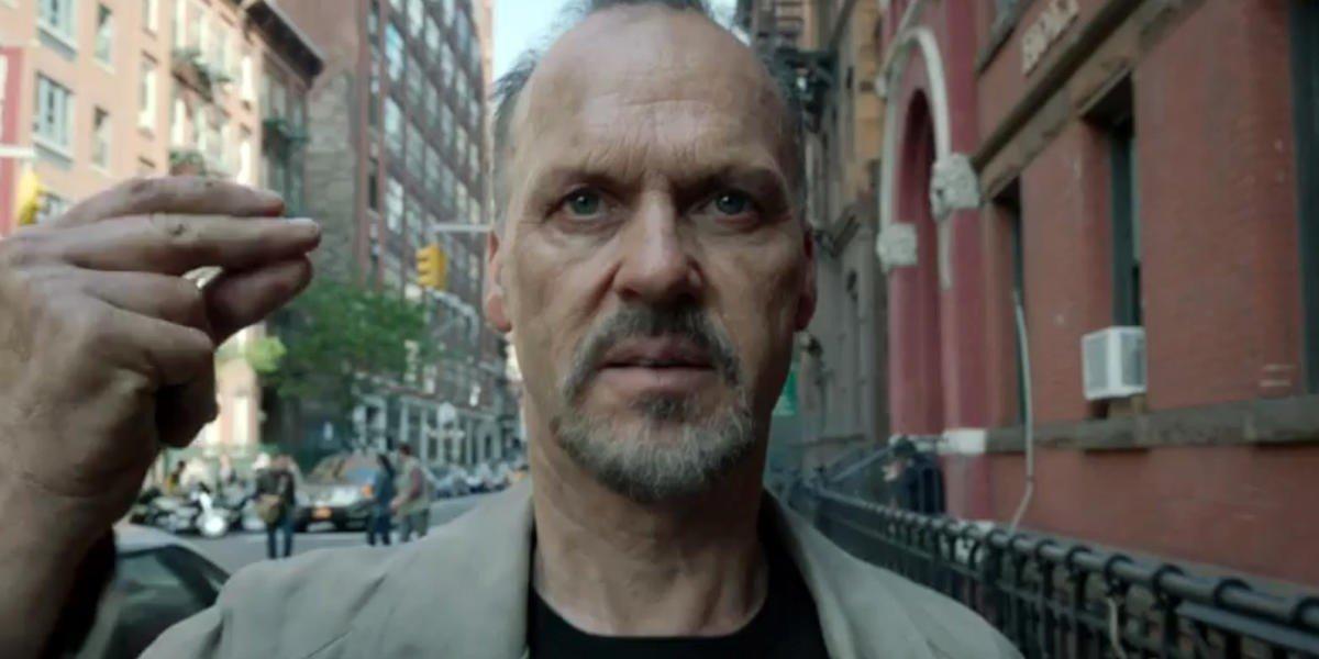 Michael Keaton - Birdman Or (The Unexpected Virtue of Ignorance)