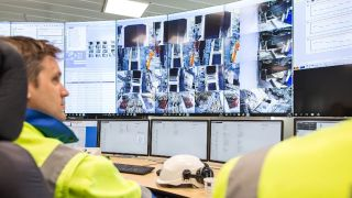 Metsä Fibre, the world's largest producer and seller of softwood pulp, recently implemented a state-of-the-art video wall solution for monitoring its production operations at its new facility.