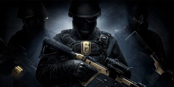 Brooding soldiers in Rainbow Six: Siege.