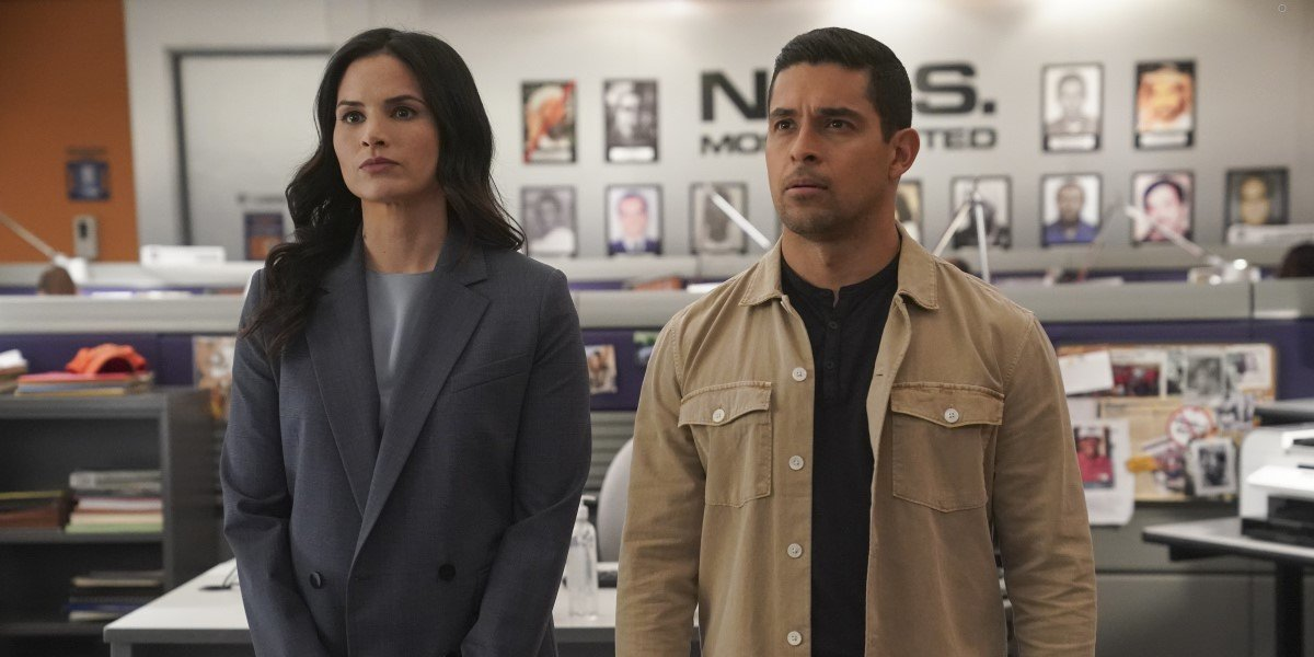 What NCIS' Wilmer Valderrama Thinks Arrow Vet Katrina Law's New Character Means For Torres