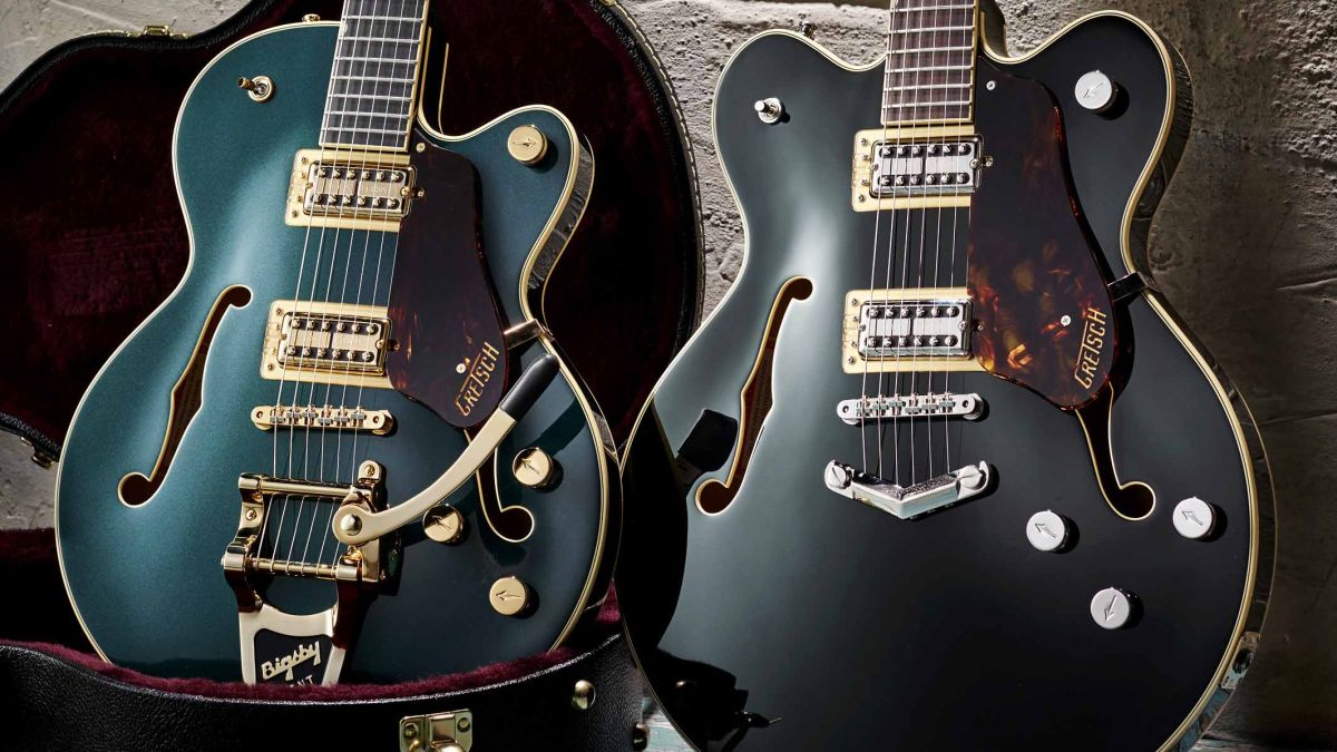 the best high end electric guitars 2018 find your next guitar musicradar. Black Bedroom Furniture Sets. Home Design Ideas