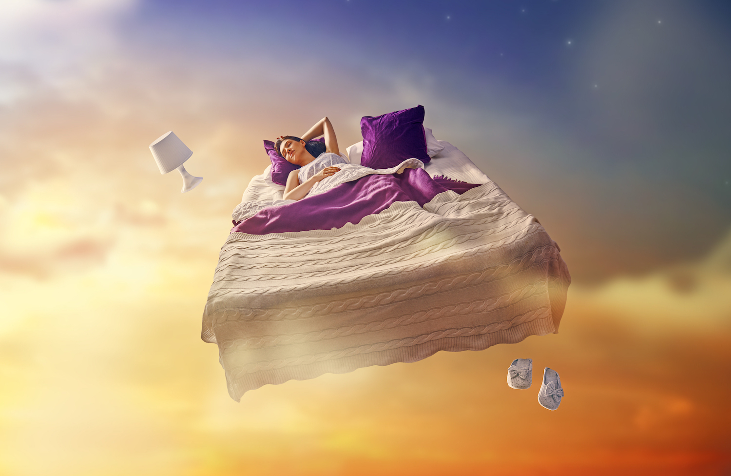 10 Most Common Dreams And Their Meaning