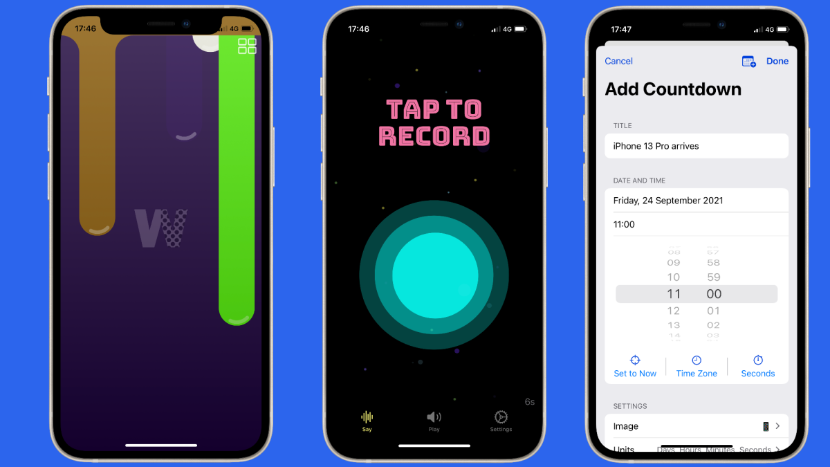 Apps that have updated to iOS 15 and your new iPhone 13