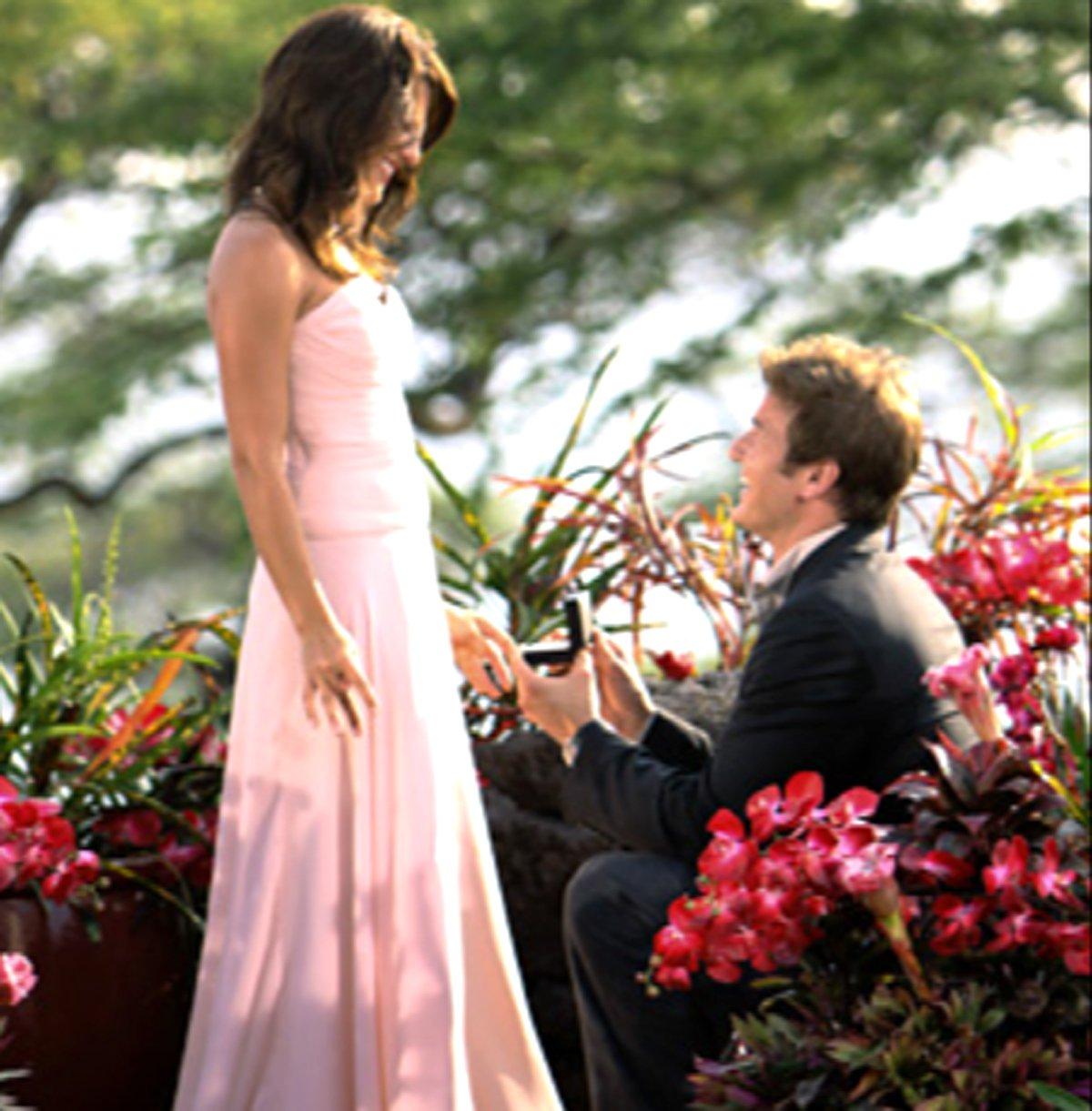 The Bachelorette Reid proposes to Jillian ABC