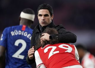 Mikel Arteta has suggested Matteo Guendouzi could come back in from the cold at Arsenal.