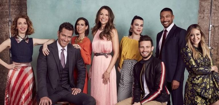 Cast of Younger season 7 on TV Land
