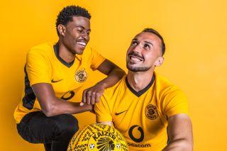 Kaizer Chiefs new kit