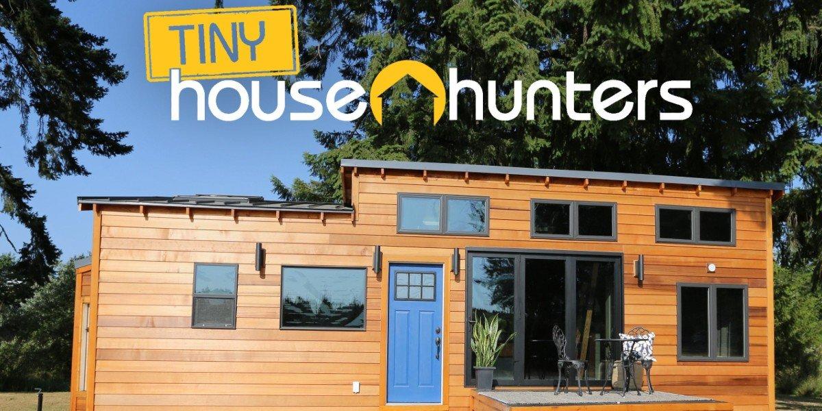 Tiny House Hunters logo