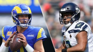 Matthew Stafford and Russell Wilson will play in the Rams vs Seahawks live stream