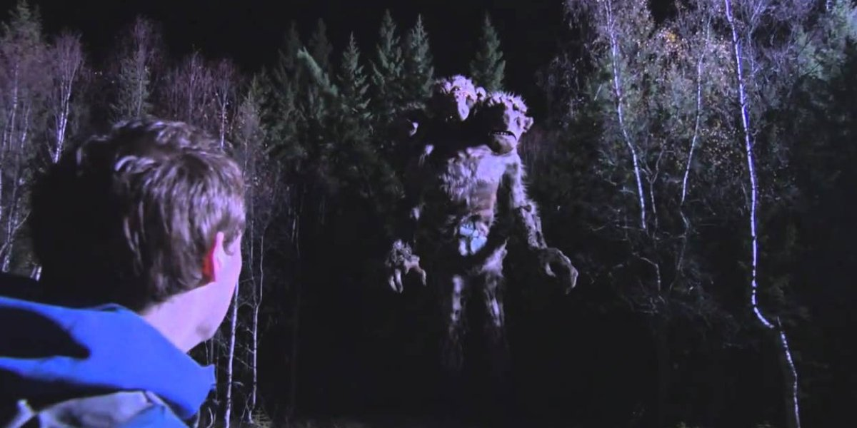 A sighting of a monster in Trollhunter