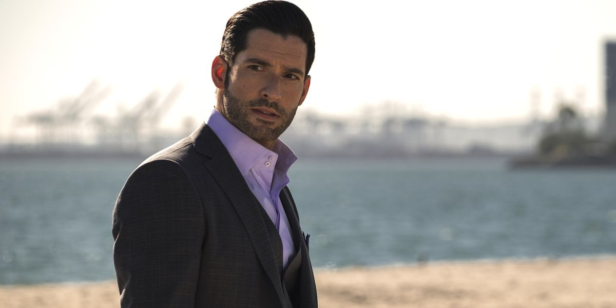 Lucifer in the show Lucifer.