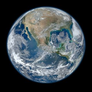 How old is Earth? High Definition Image of Earth 2012