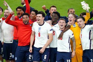 England v Denmark – UEFA Euro 2020 – Semi Final – Wembley Stadium
