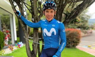 Miguel Angel Lopez Movistar kit 2021