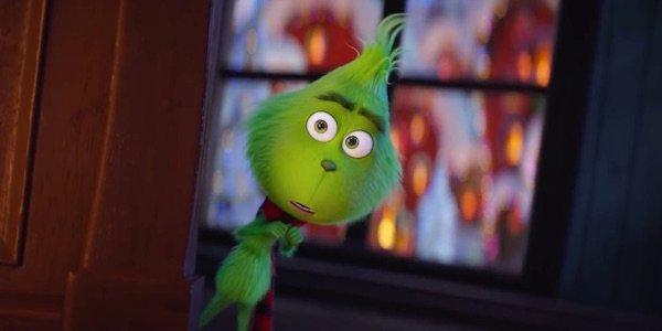 Young CGI Grinch