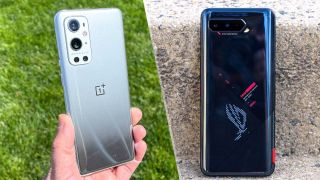 oneplus 9 pro vs rog phone 5