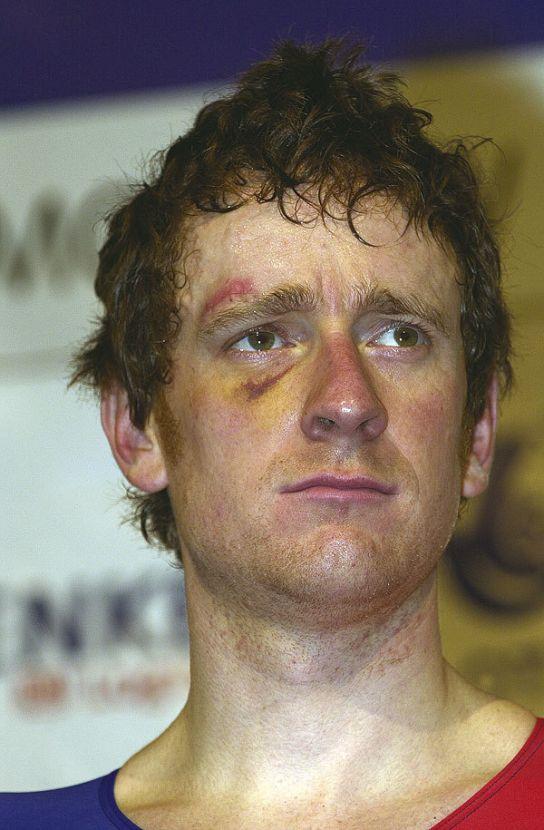 Bradley Wiggins Manc Track World Cup 2007