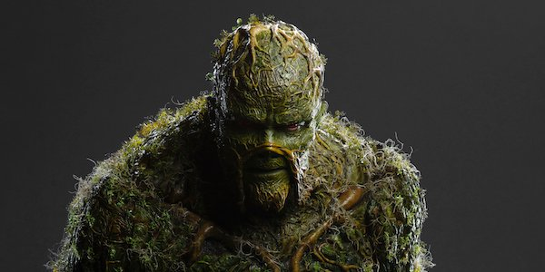 swamp thing costume up close dc universe