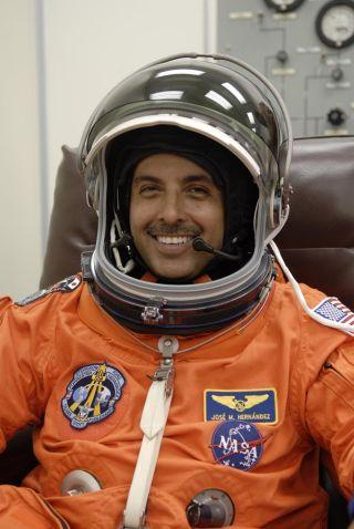 Astronaut José Hernández