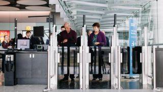 laptop airport security