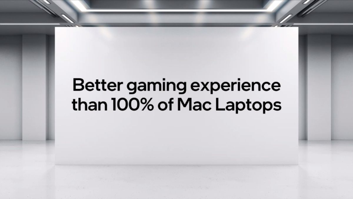 Intel is happy to burn bridges with ex-Mac mate Apple