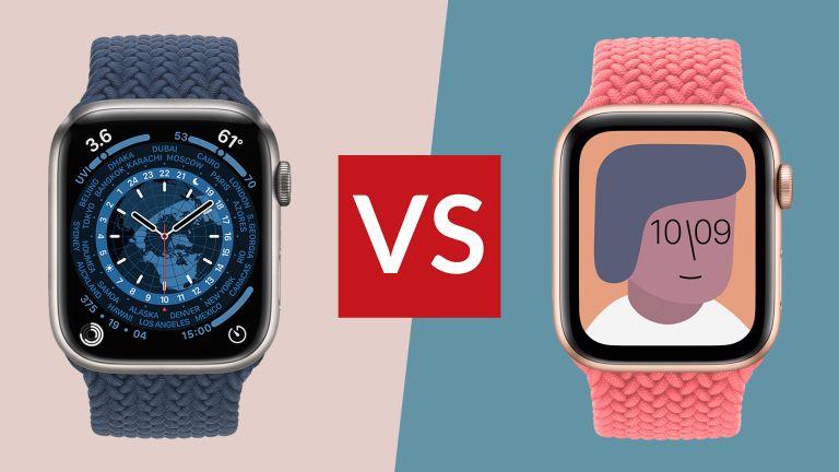 Apple Watch Series 7 vs Apple Watch SE