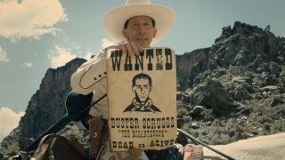 The Coen Brothers' The Ballad of Buster Scruggs, new on Netflix this week