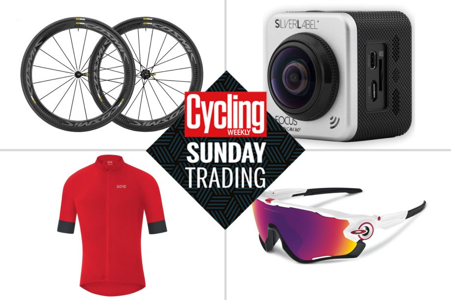 Sunday trading: Get £700 off a set of Zipp 303 Firecrest wheels plus much more