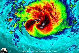 Cyclones Overshooting 1