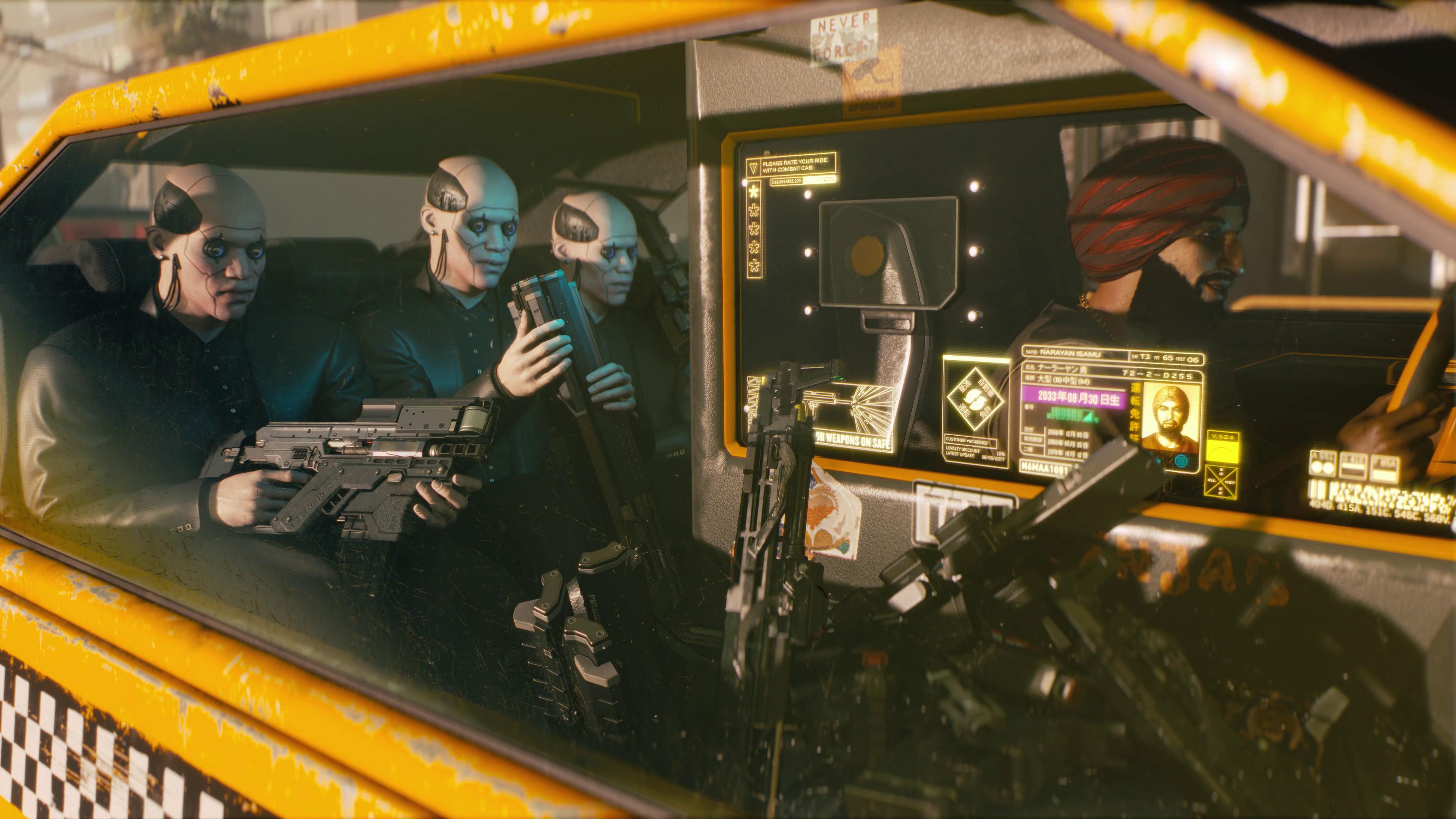 Cyberpunk 2077 has 400 people working on it | PC Gamer
