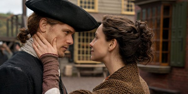 Why Yes, This Is A Sneak Peek At The Outlander Season 5 Set