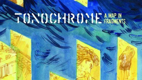 Tanochrome - A Map In Fragments album artwork