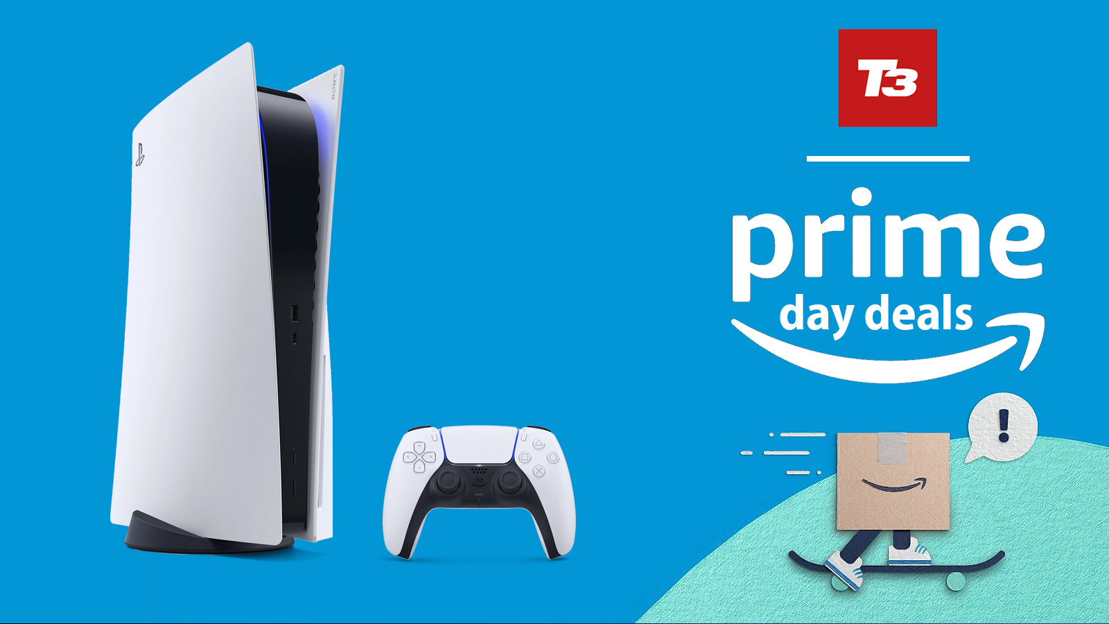 Best Amazon Prime Day Ps5 Deals Consoles Tvs Games And Accessories T3