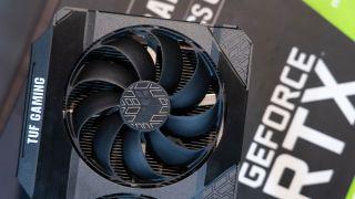 Image of an RTX GPU