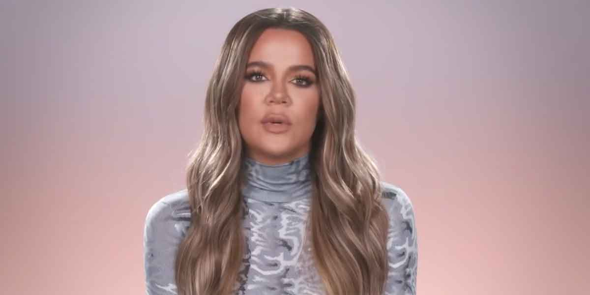 After Unedited Photo Snafu, Khloe Kardashian Releases Revealing Video, Talks Being Called 'The Fat Sister'