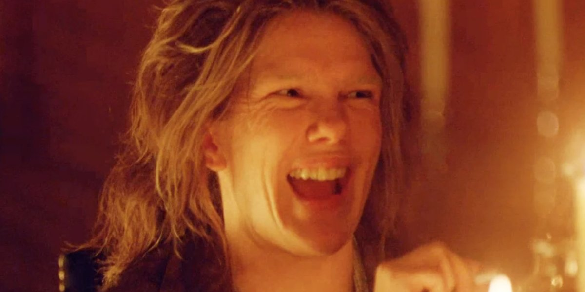 Lily Rabe as Aileen Wuornos in American Horror Story