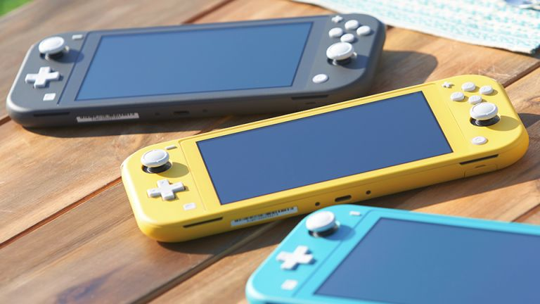 Nintendo Switch Lite UK Price Release Date